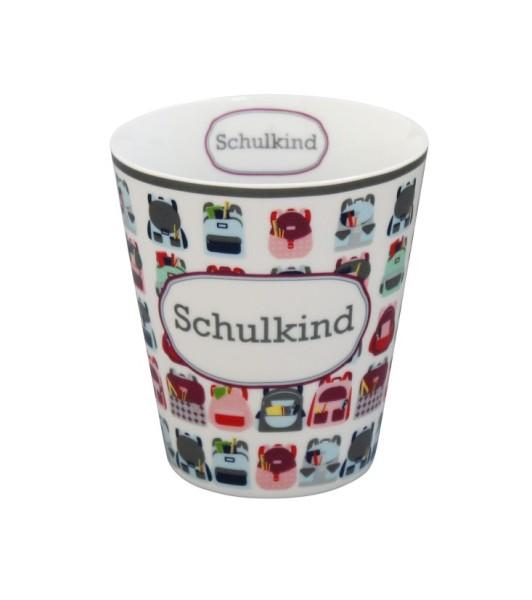 Becher / Schulkind