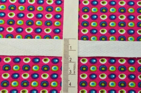Baumwollband 15 mm