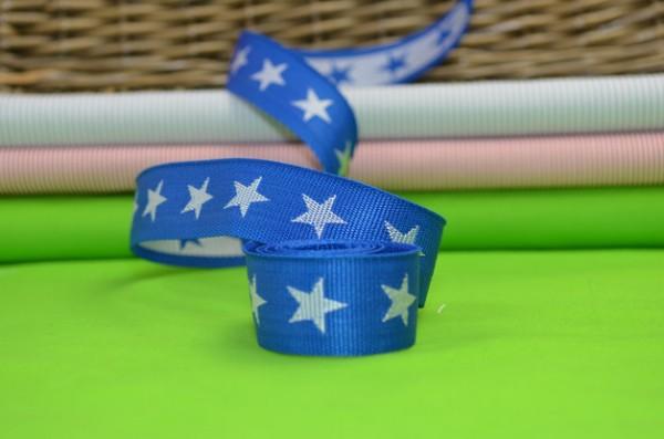 Gurtband Sterne 4 cm