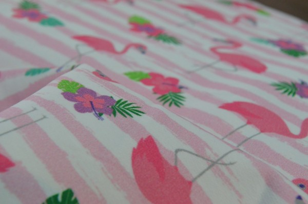 French Terry / Flamingo