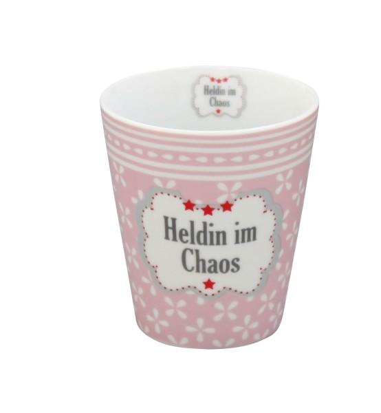 Becher / Helden im Chaos