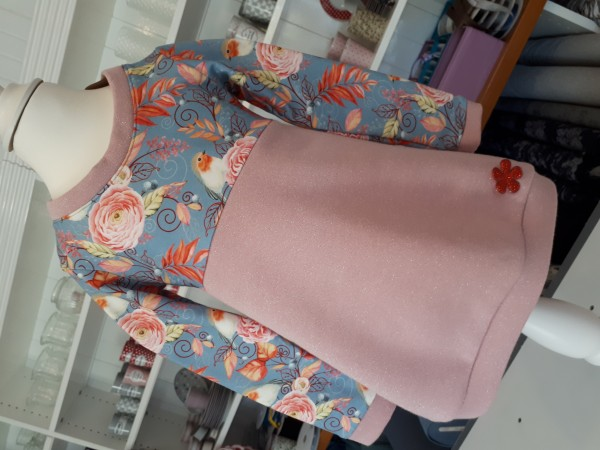 Bani Style Herbstkleid Gr. 98 - 104