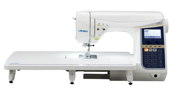 JUKI Nähmaschine HZL-DX7 / 30 Euro Gutschein und 1 Rolle Nähgarn